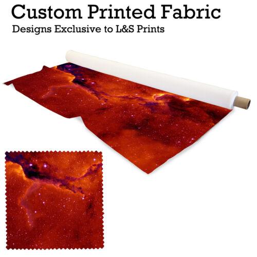 Galaxy 14 Motif Imprimé Tissu Lycra élasthanne Aloba Polyester Satin l/&s Prints