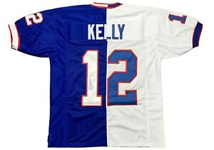 Jim Kelly autographed signed jersey NFL Buffalo Bills JSA COA ...