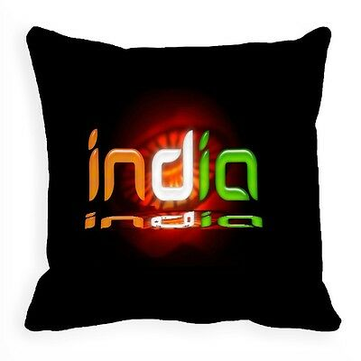 meSleep India Independence Day Cushion Cover (16x16)