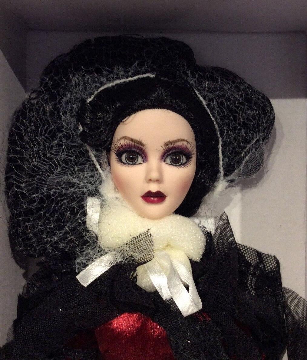 Evangeline Ghastly Loves Sweets doll NRFB LE 125 Tonner 2015 convention