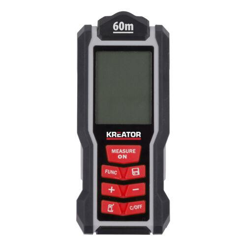 Distance couteau 60 m Laser Laser appareil de mesure précision 2 mm Distance couteau