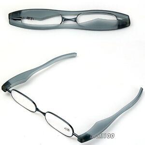 360 176 rotation folding portable slim mini reading glasses 4 colors selection new ebay