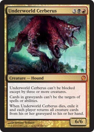 Cerbero dell/'Ade Underworld Cerberus MTG MAGIC THS Theros Eng//Ita