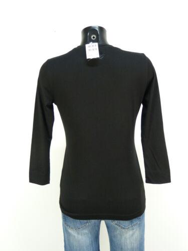 Mit Jette Trend Shirt Tunika M amp; Joop 36 Etiket 4808 Schwarz Gr Neu nUzBr6