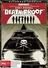 Death Proof (extended Version) DVD R4 Limited Ed Steel Case Post