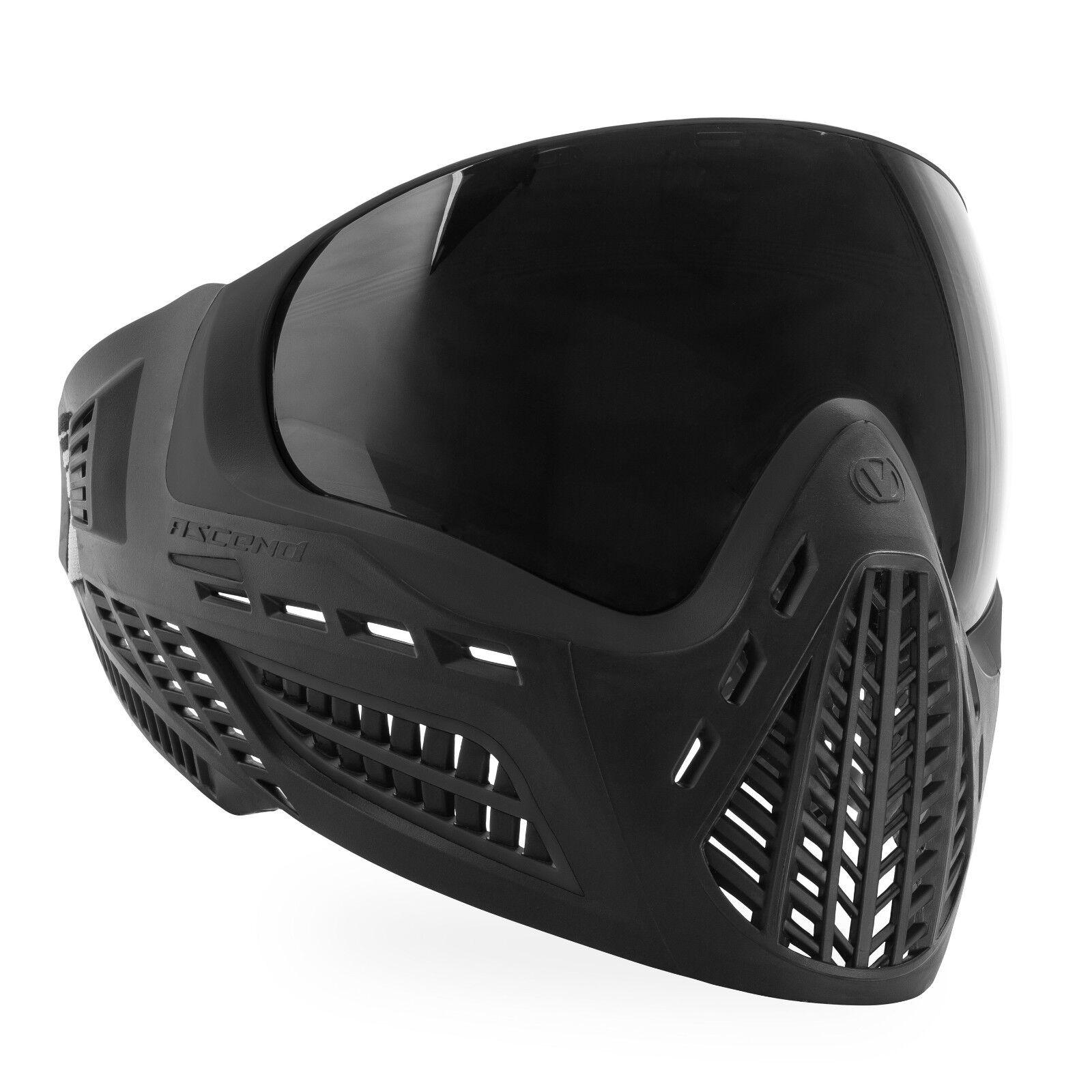 Virtue vio Ascend térmica Gafas Máscara de Paintball-Negro