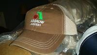 Asgrow Ag6931 Mesh Back Trucker Hat Cap Velcro Old Stock Unworn