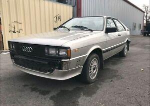 1984 Audi Coupe GT B2