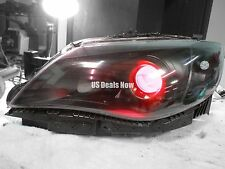 New RED Demon Devil Eye LED Module for Projector Headlight Retrofit High Quality