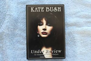 Kate-Bush-Under-Review-All-Region-DVD-Like-New-FREE-US-Shipping