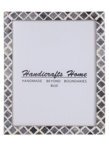 Handicrafts Home 8x10 Photo Frame Moorish Damask Moroccan Wall Décor Gift Frames