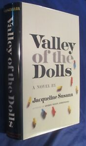 Valley of the Dolls 1966 First Edition 1st printing Hardcover New Jacket Susann