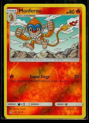 MINT Ultra Prism Rev Holo Pokemon EXEGGCUTE 1//156