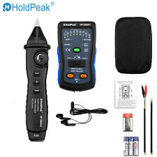3in1 Wire Finder Rj45 Rj11 Cable Tracker Bnc Phone Network Ethernet Lan Tester