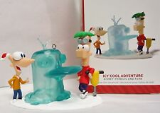 HALLMARK 2014 Phineas and Ferb Icy Cool Adventure Disney  Ornament New in Box