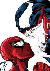 Resultado de imagen para venom vs spiderman