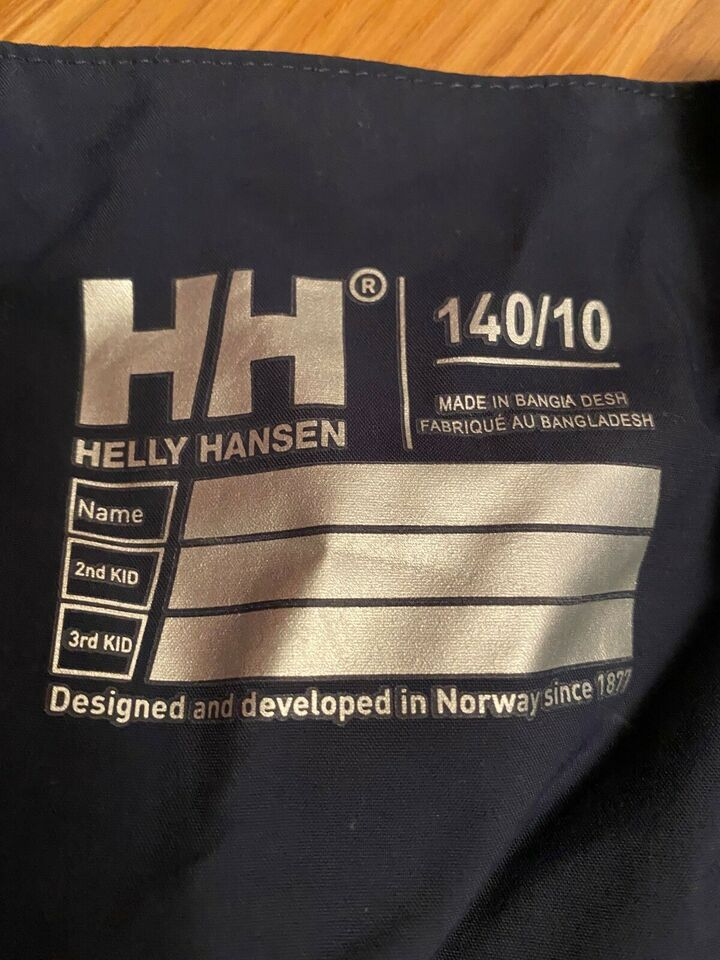 Skitøj, Skibukser, Helly Hansen