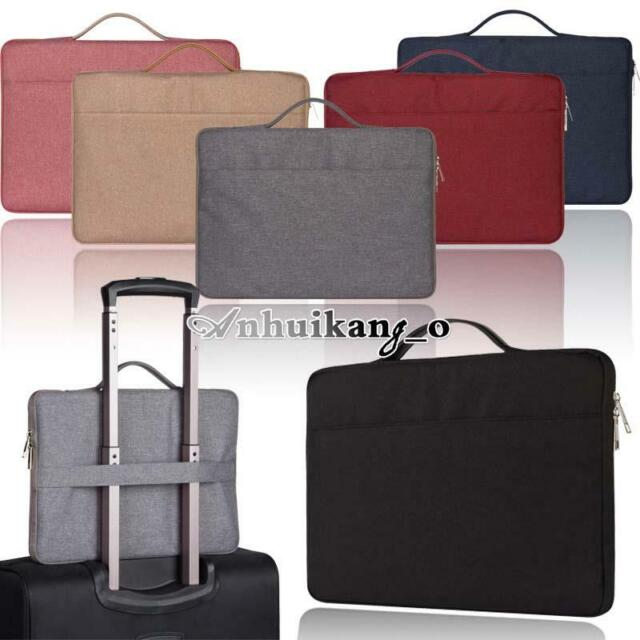 "Universal Laptop Notebook Carry Sleeve Case Bag For 10/"" 11/"" 13/"" 14/"" 15/"" Tablet"