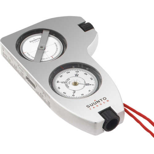 Suunto Tandem Global Compass//Clinometer with Declination Adjustment