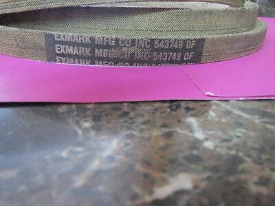 15-417 Oregon Premium Belt  Deck  Drive for Exmark 543749 /& 1-543749