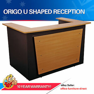 office reception counter. Image Is Loading Origo-U-Shaped-Reception-Counter-Desk-Office-Reception- Office Reception Counter
