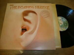 Manfred-Manns-Earth-Band-The-Roaring-Silence-LP-Record-VG-VG