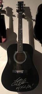 Jason Aldean Autographed Guitar