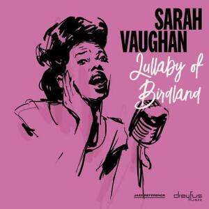 SARAH-VAUGHAN-LULLABY-OF-BIRDLAND-VINYL-LP-NEU