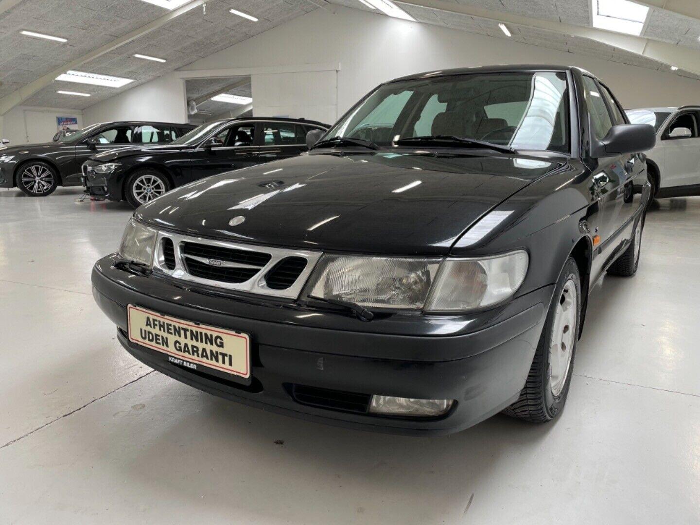 Billede af Saab 9-3 2,0 Turbo