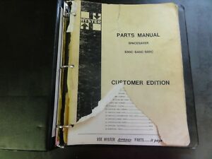 Hyster-S30C-S40C-S50C-Spacesaver-Forklift-Parts-Manual