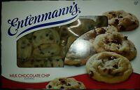 Entenmann's Milk Chocolate Chip Cookies-(12oz Box)-free Fast Shipping