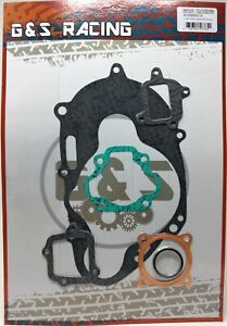 G-amp-S-Complete-Gasket-Kit-Set-Top-And-Bottom-End-YAMAHA-PW80-1983-2006