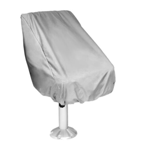 56x61x64Cm Boat Seat Cover Dust Waterproof Seat Cover Elastic Closure Outdo N5Z1
