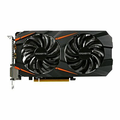 Gigabyte GeForce GTX 1060 Windforce OC 3GB Graphics Card