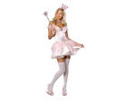 Adult Glinda The Good Witch Costume Rubies 888296 Small