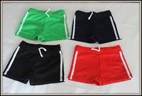 Women's Lady Short Sport Shorts Pants Active S 8 M 10 L 12 XL 14 2XL 16 3XL 18