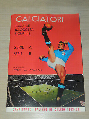 SET COMPLETO FIGURINE DA ATTACCARE ALBUM CALCIATORI PANINI 1967-68 ANASTATICHE