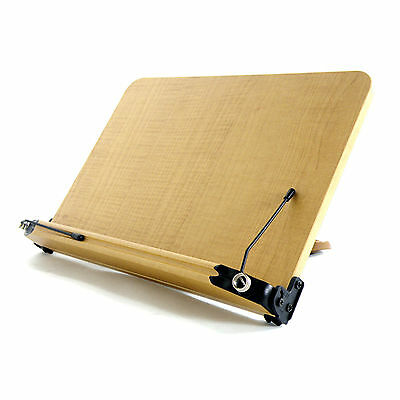 Size-L. Portable Reading Book Stand Document Notebook Holder Bookstands gift
