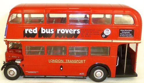 London Bus Doppeldecker rot AEC REGENT III RT Bus 1:43 OVP NEU HA5 µ *