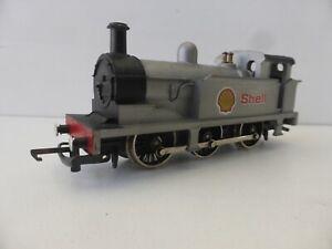 Wrenn-W2203-Class-R1-0-6-0-Tank-Locomotive-Shell-Silver-Boxed