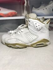 official photos 19e50 250a1 item 4 Nike Air Jordan 6 VI Retro White Gold GMP Golden Moments Size 8 ( 384664-135) -Nike Air Jordan 6 VI Retro White Gold GMP Golden Moments Size  8 ...