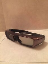 Sony TDG-BR100 Adult Size 3D Active Glasses, Black