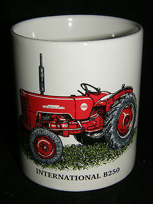 International 634 Vintage Tractor Gift Mug