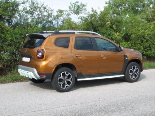 Seitenschweller Schweller Leisten für Dacia Duster Serie 2 ab 1//2018 PP25649