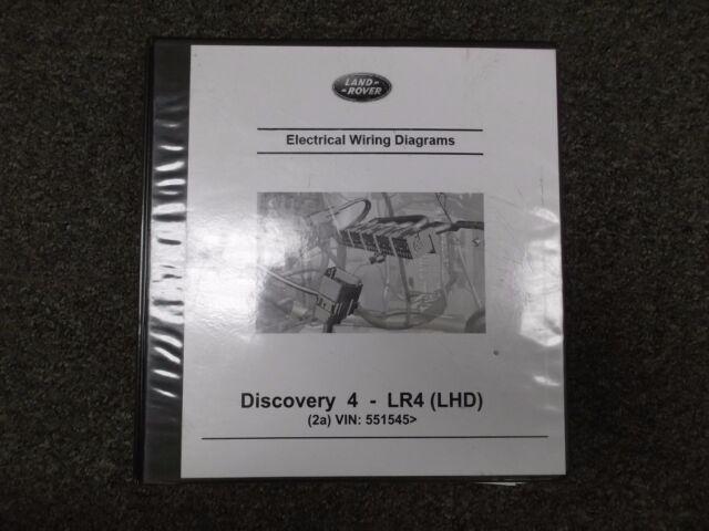 2011 Land Rover Lr4 Electrical Wiring Diagrams Service Repair Manual 5 0l V8