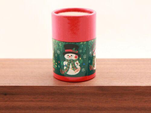 Case Buy Twelve Hallmark Happy Snowman Barrel Matches 12