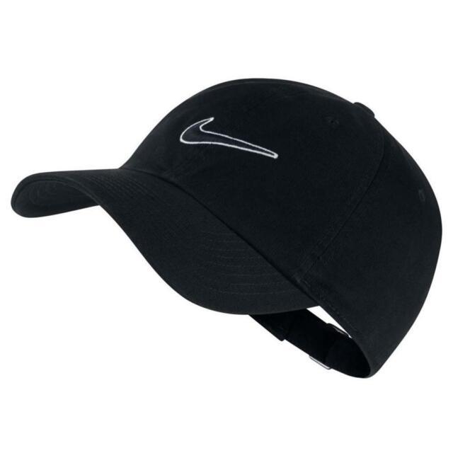 Nike Heritage 86 Essential Swoosh Cappellino con Visiera Unisex Adulto