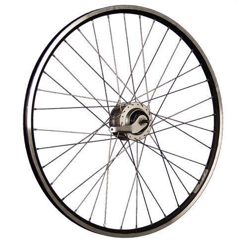 Taylor Wheels 28 pollici ruota posteriore bici ZAC2000 Nexus contropedale nero