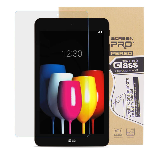 Tablet Tempered Glass Film Screen Protector For LG G Pad F2 8.0