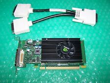 nVidia Quadro NVS 315 1GB Low Profile Dual Monitor Graphics card
